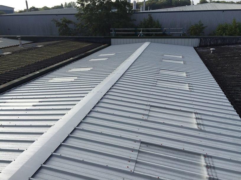 Harlow Asbestos Roof Refurbishment