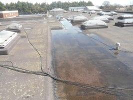 West London Flat Roof Refurbishment
